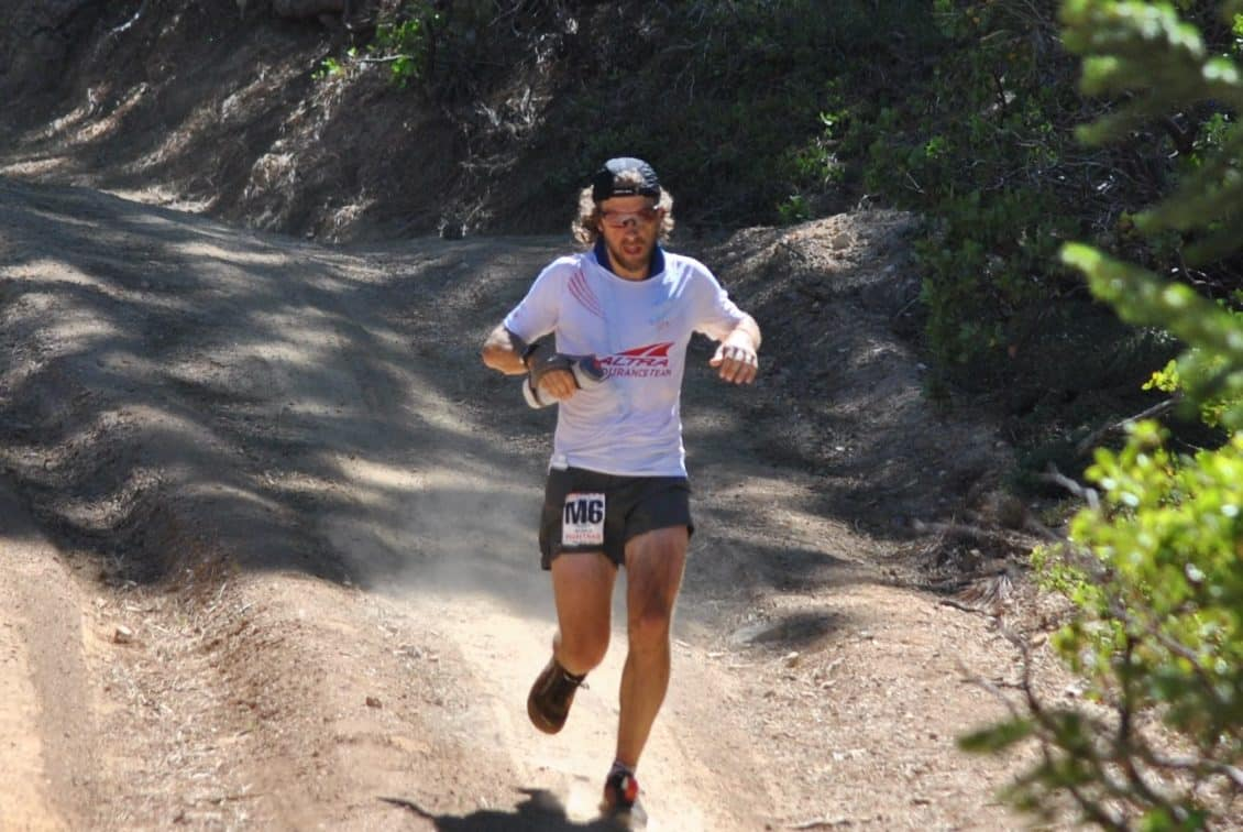 6b169d2624d Nick Clark at the 2014 Western States 100.